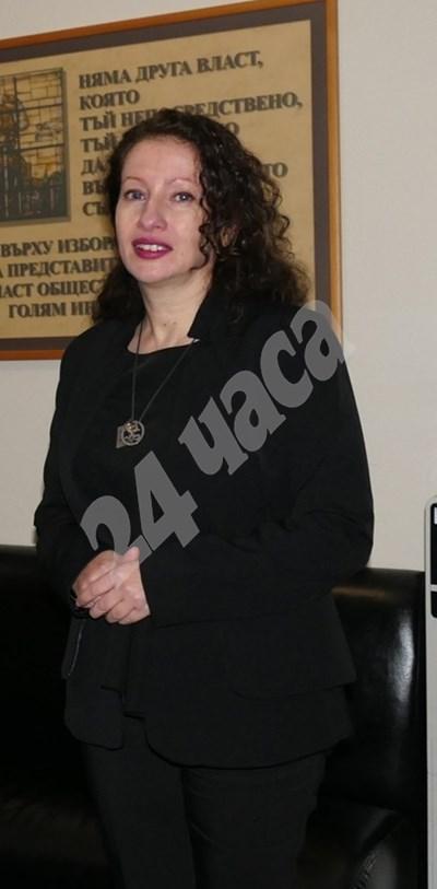 Мариета Райкова СНИМКА: Пиер Петров СНИМКА: 24 часа