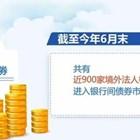 Облигациите в юани на чуждите инвеститори се увеличават
