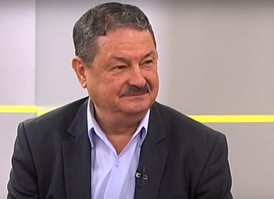 Климатологът проф. Георги Рачев КАДЪР: Нова тв