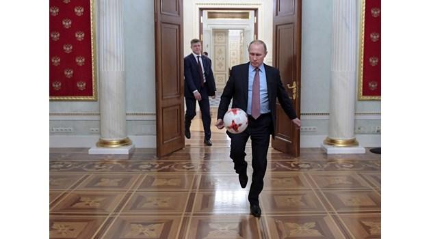 Мондиал '18 - рунд пореден на войната между Путин и Запада