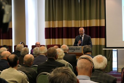 Министър Румен Порожанов СНИМКИ: пресцентър на Министерството на земеделието