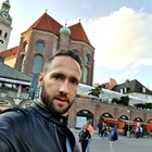 Дарин Ангелов бе в Мюнхен за снимките на филма. СНИМКА: ЛИЧЕН АРХИВ