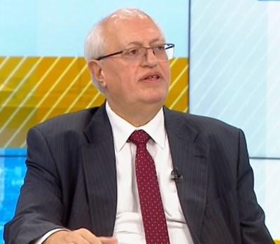 """Бившият шеф на """"Пирогов"""" д-р Спас Спасков КАДРИ: БНТ"""