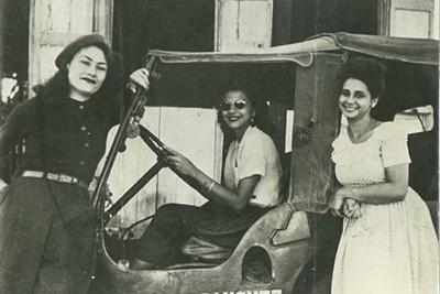 Минерва, Мария Тереса и Патрия (от ляво надясно) са били изключително красиви жени. СНИМКА: latina.com