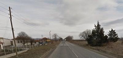Село Българене СНИМКА: Гугъл стрийт вю