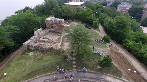 Османците възхитени от мощната крепост Калето