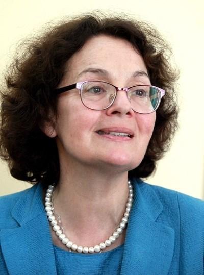 Политологът проф. Румяна Коларова СНИМКА: Архив