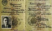 Няма украинска националност. А какво ще кажат за съветския лидер Леонид Брежнев и неговият паспорт?