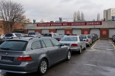 България ще направи опит да забрани вноса на стари дизелови коли от 2021 г. СНИМКА: Десислава Кулелиева