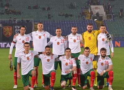Националният отбор на България очаква жребият да определи съперниците в плейофите за Евро 2020 през Лигата на нациите. СНИМКА: ЙОРДАН СИМЕОНОВ