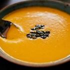 Крем супа с тиква и картофи