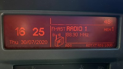 Термометрите показваха до 48 градуса. Снимка Авторът
