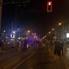 Нова блокада: Разпънаха десетина палатки пред Румънското посолство (Видео)