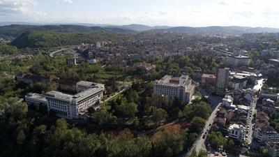 До 20 юли се приемат концепции за градоустройствените концепции на 189 дка на Старото военно училище СНИМКА: Община Велико Търново