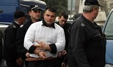 За 9 минути килията на бореца Горан Горанов се превръща в смъртоносен капан