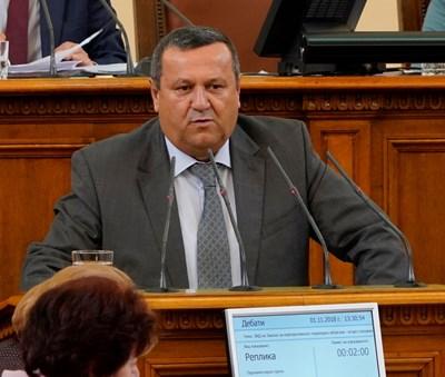 Д-р Хасан Адемов