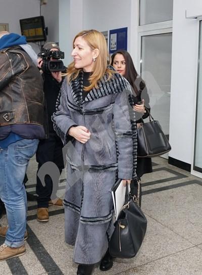 Министърът на туризма Николина Ангелкова СНИМКА: Десислава Кулелиева СНИМКА: 24 часа