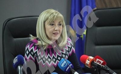 Министър Петя Аврамова