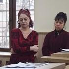 В съда Тонка Драгиев изглеждаше сломена.