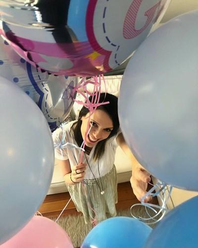 Снимка: Официален профил на Луиза Григорова във фейсбук
