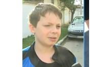 Детето, нахапано от куче в Крън, получило паник атаки (Снимки)