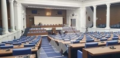 Народното събрание ще обсъди на второ четене промените в Изборния кодекс СНИМКА: Йордан Симеонов СНИМКА: 24 часа