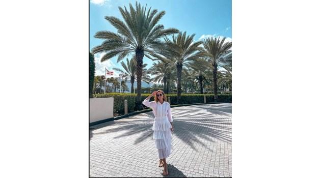Григор и Лолита на почивка в Маями