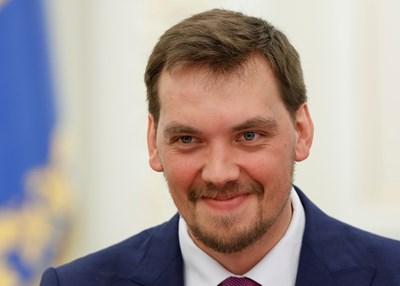 Олексий Хончарук СНИМКА: РОЙТЕРС