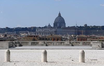 Рим, Италия Снимка: Ройтерс