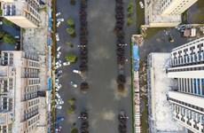 302 загинали при наводненията СНИМКА: РАДИО КИТАЙ