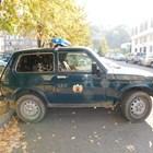 Автомобилът на арестувания за подкупи горски надзирател