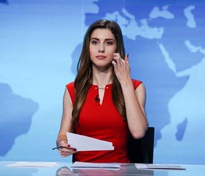 Виктория Готева СНИМКА: Фейсбук/bTV