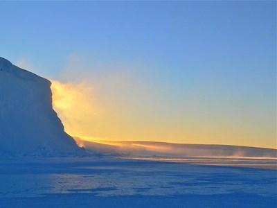 Антарктида Снимка: Пиксабей
