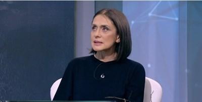 Надежда Нейнски Кадър: бТВ