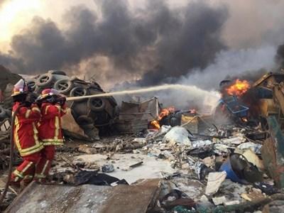 Броят на жертвите е нараснал до 220, като 110 души все още не са открити и се водят за изчезнали СНИМКА: Ройтерс