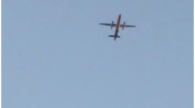 """Aвиомеханик открадна двумоторен самолет """"Бомбардие"""" Q400 в Сиатъл и се самоуби след гонка с два изтребителя"""