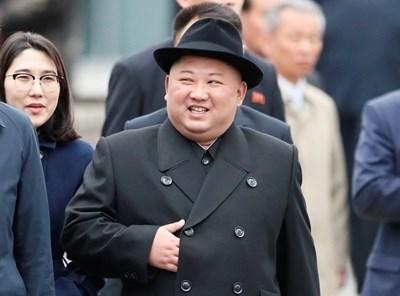Ким Чен Ун  СНИМКА: Ройтерс