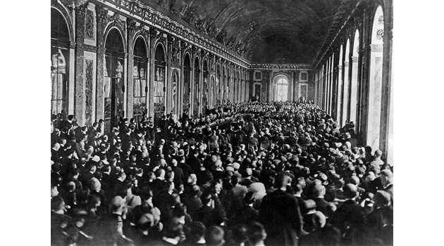 Конспирация: Как от Версай се стигна до холокоста. Неуспялата комунистическа революция в Германия дава начало на антисемитизма