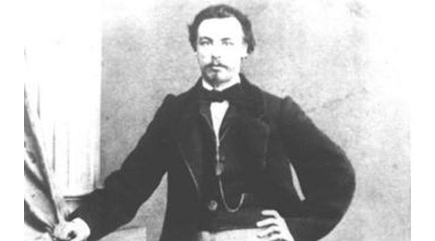 Съученик на Левски и роднина на Ботев е първият български Щирлиц