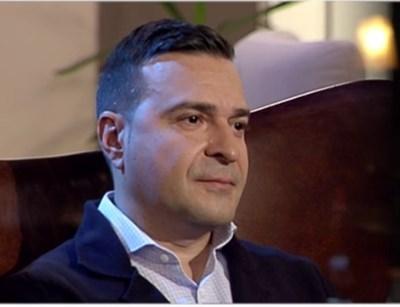 """Слави Ангелов гостува в """"Търси се"""". СНИМКА: БИ ТИ ВИ"""