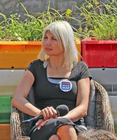 Дания успява да намали с 25% отиващото в боклука ядене благодарение на кампанията на Селина Джул.