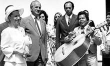 Приключенията на Людмила Живкова в Мексико