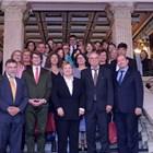 Миглена Тачева с гостите на конференцията