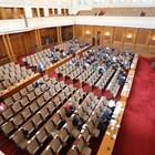 Депутатите гласуваха на второ четене промени в закона за лекарствата при почти празна от левицата зала. СНИМКА: НИКОЛАЙ ЛИТОВ