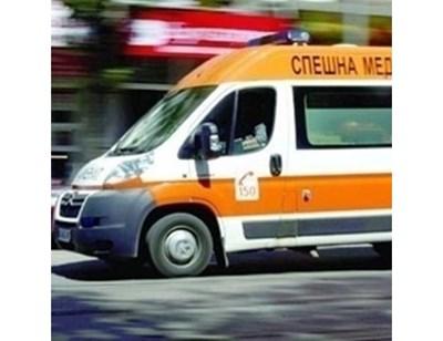 Шофьор загина на място, а жена е в тежко състояние след удар на пътя София-Варна