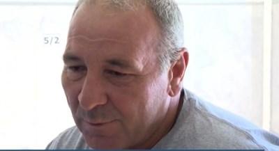 Шофьорът на катастрофиралата в събота в Ямбол линейка Иван Илчев Кадър: bTV