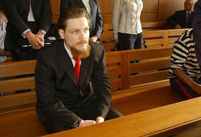 Джок Полфрийман уплътнява времето си в затвора с обучение за висше образование.