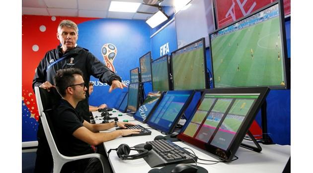 Високите технологии ще променят футбола завинаги