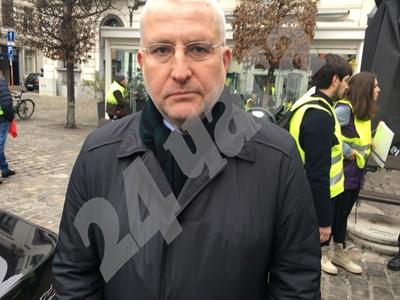 Евродепутатът Светослав Малинов Снимка: Авторът