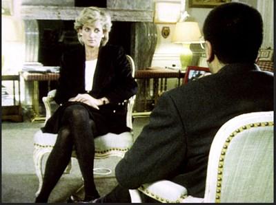 Пред Мартин Башир принцеса Даяна за първи път намекна, че принц Чарлз има любовница.
